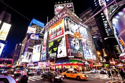 Фотообои Time Square. New York